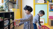 Kleuters van basisschool Tovertuin krijgen kleurig vernieuwde klassen