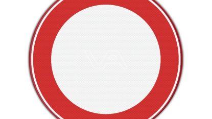 Verkeersverbod door kermis