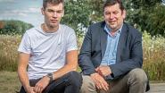"""Belofte Thibaut Dochy (20) stopt met koersen na zware val: """"Wat mij overkwam, stelt niks voor bij wat Bjorg overkwam"""""""