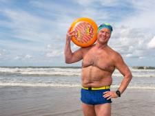Zwemmende kaasboer 'door de hel' op het IJsselmeer: 'Maar ik had het nooit willen missen'
