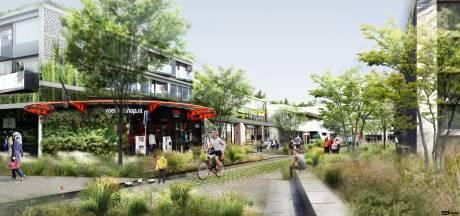Nieuwe visie voor het lelijke eendje van de binnenstad: Van verlaten winkelgebied naar groene woonstraat