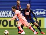 Messi sluit seizoen af met twee goals tegen Eibar