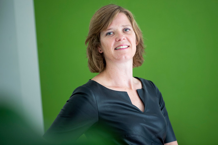 Liesbeth Holterman van het  Cybersecurity Centrum Maakindustrie .