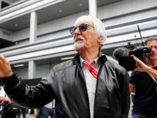 Ecclestone: 'Vettel moet naar een team in opbouw gaan'