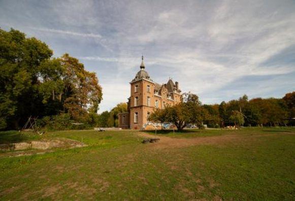 Het kasteel van Gelrode