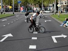 Fietsersbond: maak Wibautstraat elke zondag autovrij
