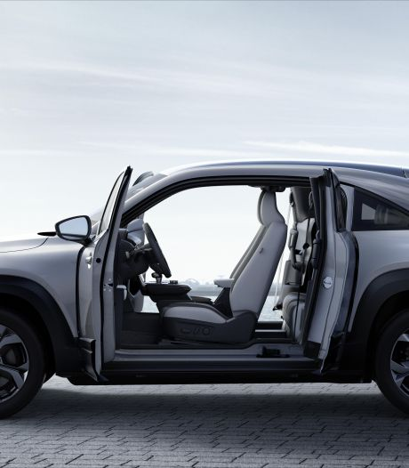 'In 2030 is elke Mazda elektrisch'