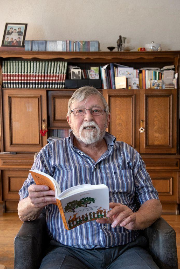 Jean Peeters heeft een boek over Mijn ED geschreven
