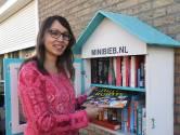 Kasten vol gratis boeken: Minibiebs maken het leven leuker
