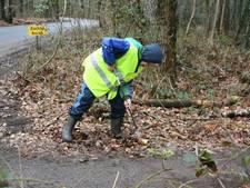 Bos van Staphorst dankzij kinderen weer helemaal schoon