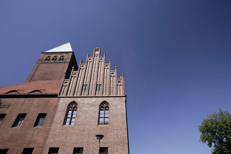 Märkisches Museum. Beeld Christina Sieber