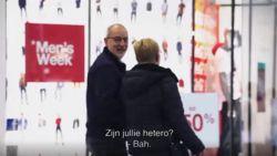 Wat als hetero's dezelfde reacties kregen als holebikoppels? Make Belgium Great Again deed de test!