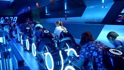 VIDEO: Disneyland Parijs bouwt nieuwe futuristische rollercoaster