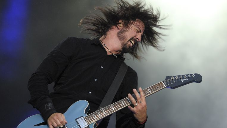 Dave Grohl (Foo Fighters).