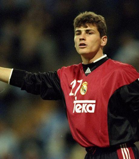 Casillas in een 'elftal' schitterende foto's: tranen, teen en trofeeën