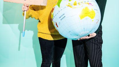 """Jongerenvertegenwoordigers Herlinde (26) en Nele (19) naar klimaattop: """"Jullie moeten het oplossen, zei hoge pief. Pardon? Híj moet het doen"""""""