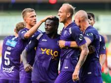 Le Beerschot fête son retour dans l'élite avec une victoire à Ostende