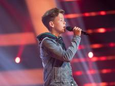 Nijverdalse Mats strandt in de Blind Auditions van The Voice Kids
