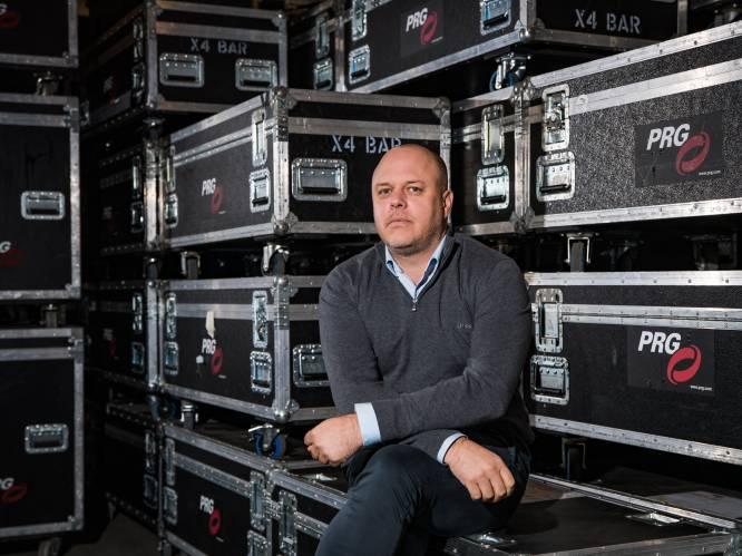 """INTERVIEW. CEO die vaccincentra bouwt: """"Als we het aanpakken zoals de Duitsers kan Rock Werchter of Tomorrowland wel doorgaan"""""""