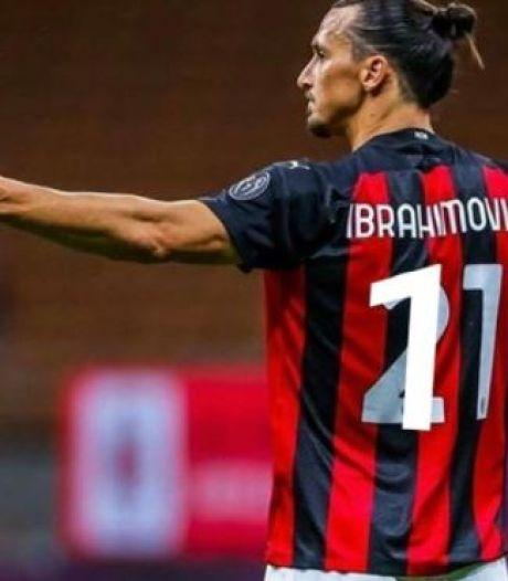 Ibrahimovic remet le maillot de Milan, prolongation en vue