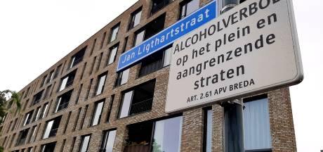Minder overlast door alcoholverbod in Breda, op enkele plek uitbreiding: 'Het werkt wel'
