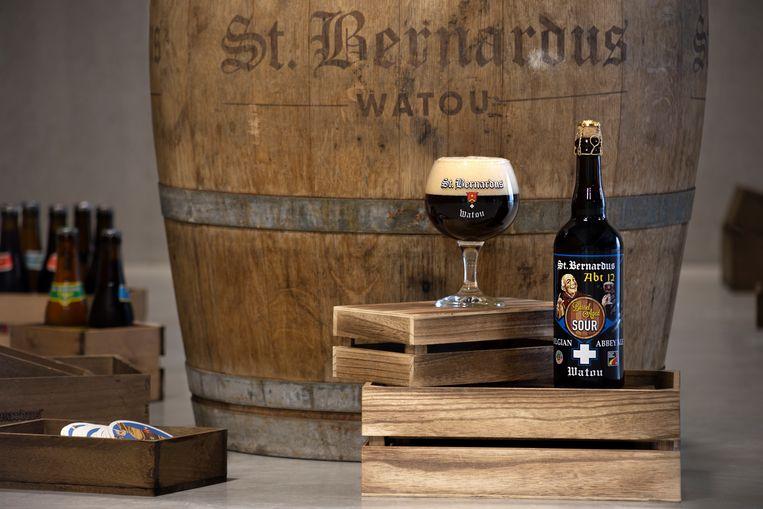 St.Bernardus lanceert eennmalig het nieuwe bier St.Bernardus Abt 12 Barrel Aged Sour.