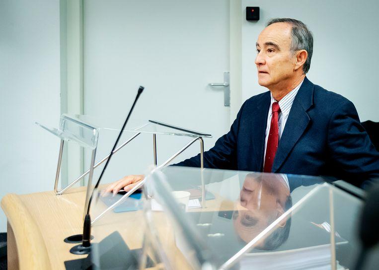 Julio Poch in de rechtbank. Beeld ANP