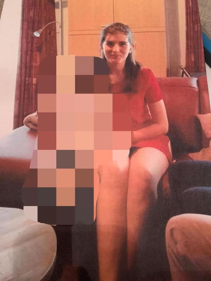 La police a partagé sur Facebook des images de la jeune fille disparue