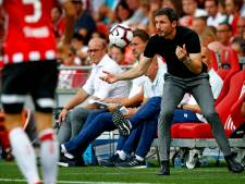 Van Bommel: begonnen en geëindigd tegen Feyenoord