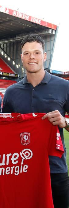 Zo beleefde Tom Boere de medische keuring en presentatie bij FC Twente