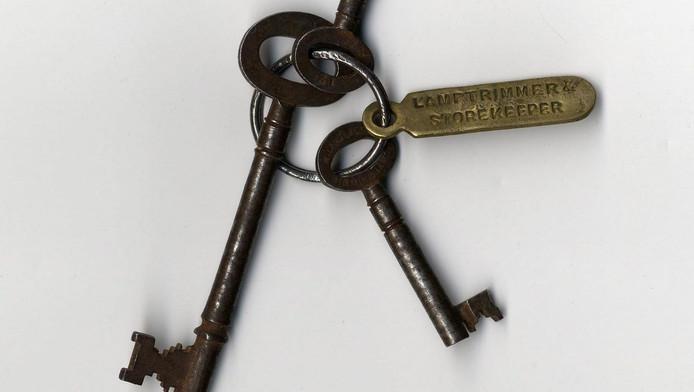 Deze sleutels werden in 2012 geveild bij Henry Aldridge and Son 97eb051306d