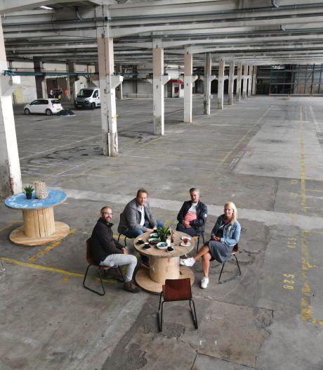 Nijmeegse Papierfabriek wordt 'grootste pop-up restaurant van Nederland'