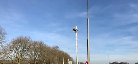 Politie: camera's op N831 hebben niets met granaat Kerkdriel te maken