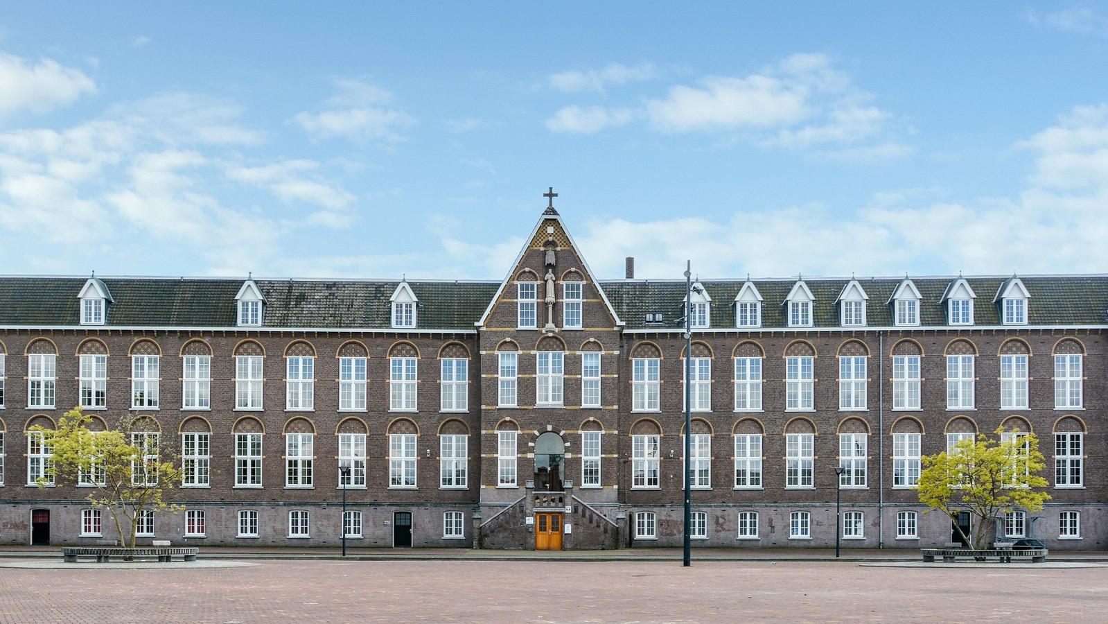 De oude kweekschool die omgevormd wordt tot Ingenhousz Breda