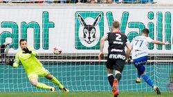 Herbeleef hoe Gent en Genk de punten deelden na late kopbal van Brabec (1-1)