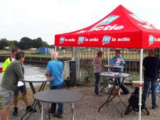 Ruim duizend metaalarbeiders staken in Zwolle