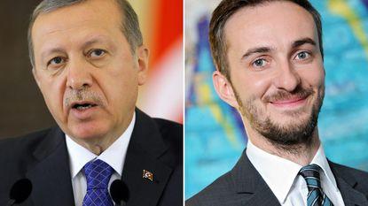 Duitsland staat vervolging komiek toe voor 'beledigen' Erdogan