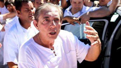 Braziliaanse 'wonderdokter' Joao de Deus riskeert tot 10 jaar cel voor seksueel wangedrag