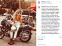 Tiffany Mitchell vertelt uitgebreid over haar motorongeluk.