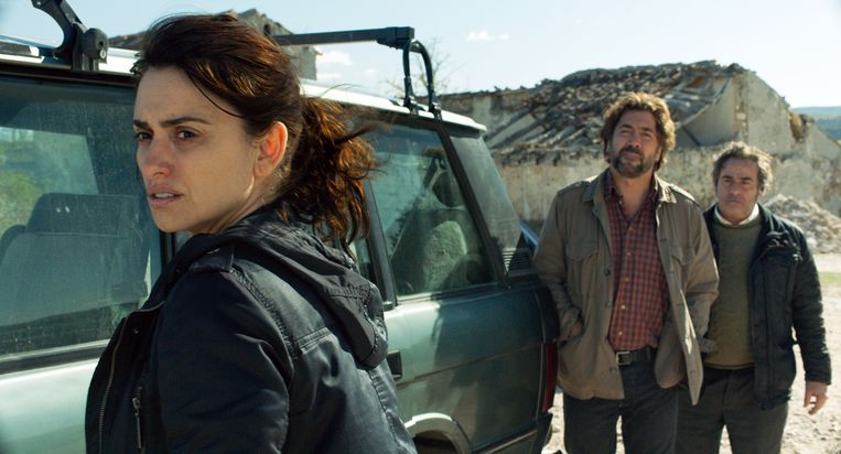 Sterrenkoppel Penélope Cruz en Javier Bardem in Todos lo saben (Asghar Farhadi). Beeld