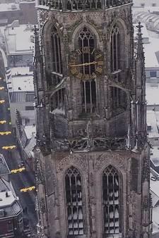 Een drone legt Breda op spectaculaire vast