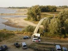 Lichaam gevonden onder wandelbrug in Nijmegen, geen misdrijf