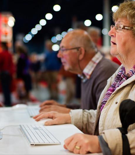 50-plussers bezorgd over veiligheid persoonsgegevens op het internet