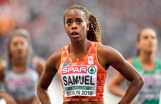 Jamile Samuel.