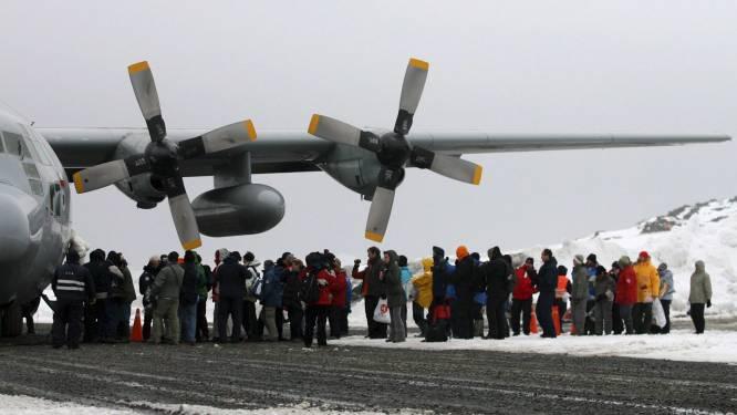 Zware aardbeving nabij Chileense basis op Antarctica