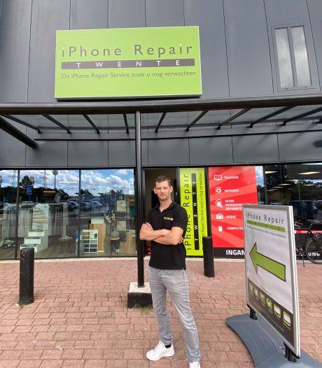 iPhone Repair Twente verhuist naar Woonboulevard Almelo: 'Wilden uitbreiden'