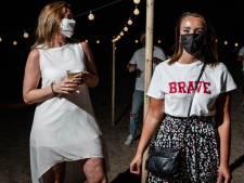 Stiekem dansen op een illegale houseparty op de Maasvlakte: 'Bang voor corona? Nee, ventilatie genoeg'