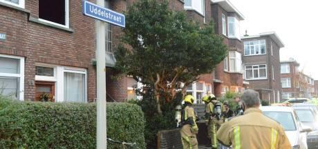 28-jarige man aangehouden voor brandstichting in woning aan Haagse Uddelstraat