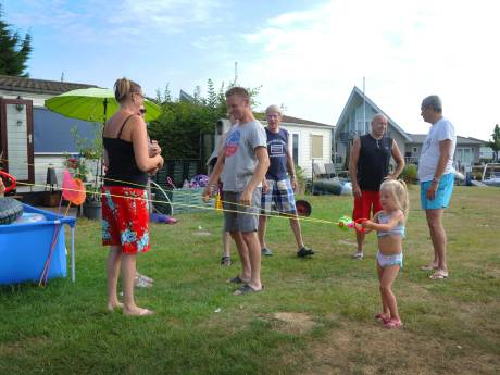 Reünie wordt ook afscheid van camping De Witte Raaf in Arnemuiden
