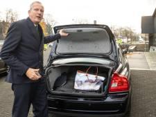 Beatrix blijft verknocht aan tas met kleinkinderen